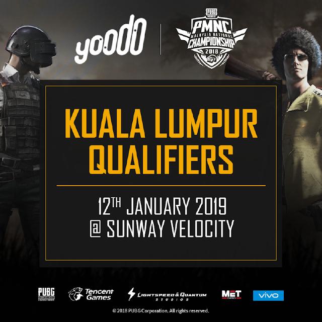 Kuala Lumpur Qualifiers