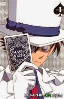 Siêu Trộm Kid - Magic Kaito