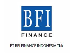 Logo PT. BFI Finance