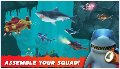 Download Hungry Shark Evolution dari FGL