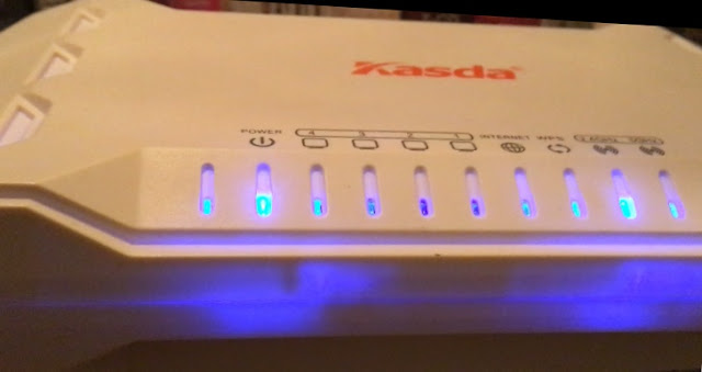 KASDA Dual Band Wireless Router
