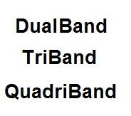 dualband triband quadriband