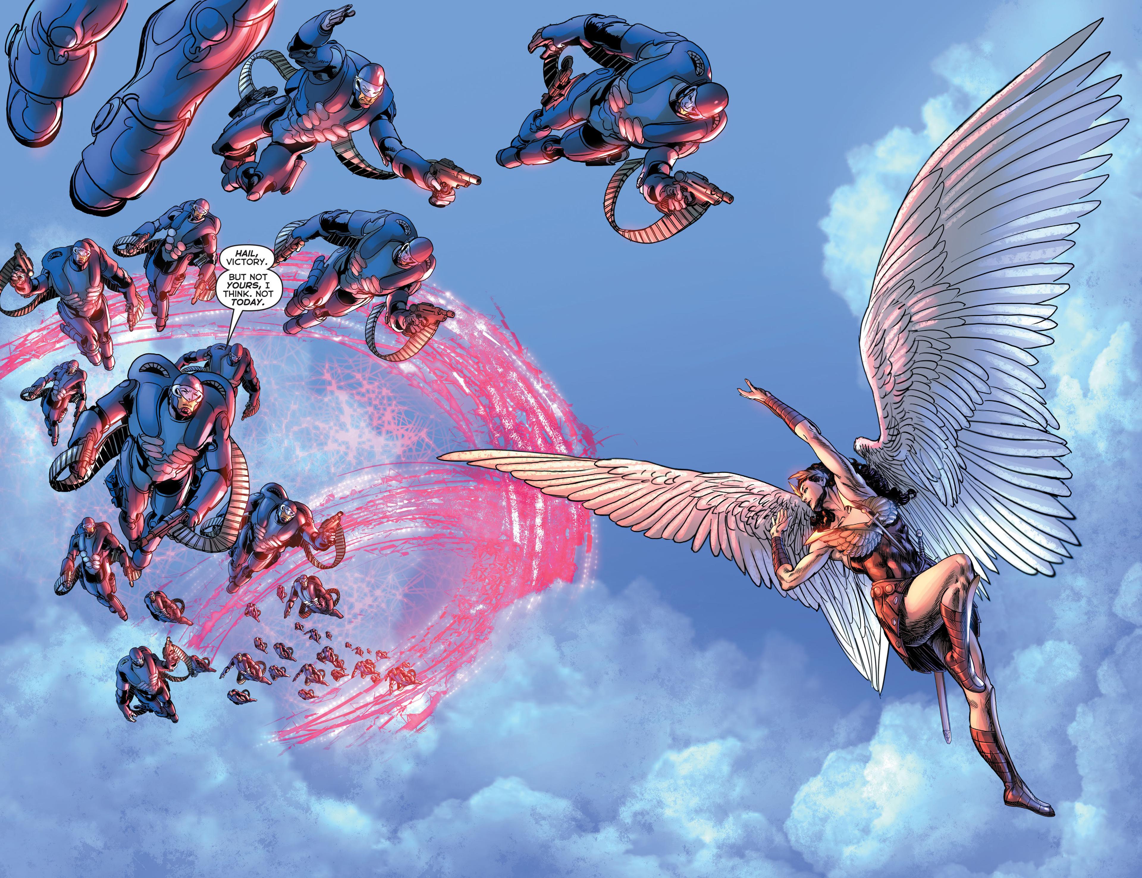 Read online Astro City comic -  Issue #8 - 23