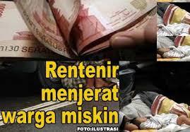 Waspada..! Rentenir Berkedok Koperasi Semakin Merajalela di Banjarbaru, Begini Modusnya