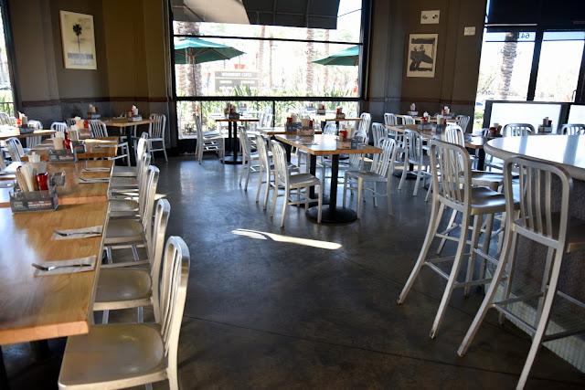 The Counter in Irvine, California