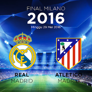 gambar dp bbm real madrid vs atletico madrid final milano 2016