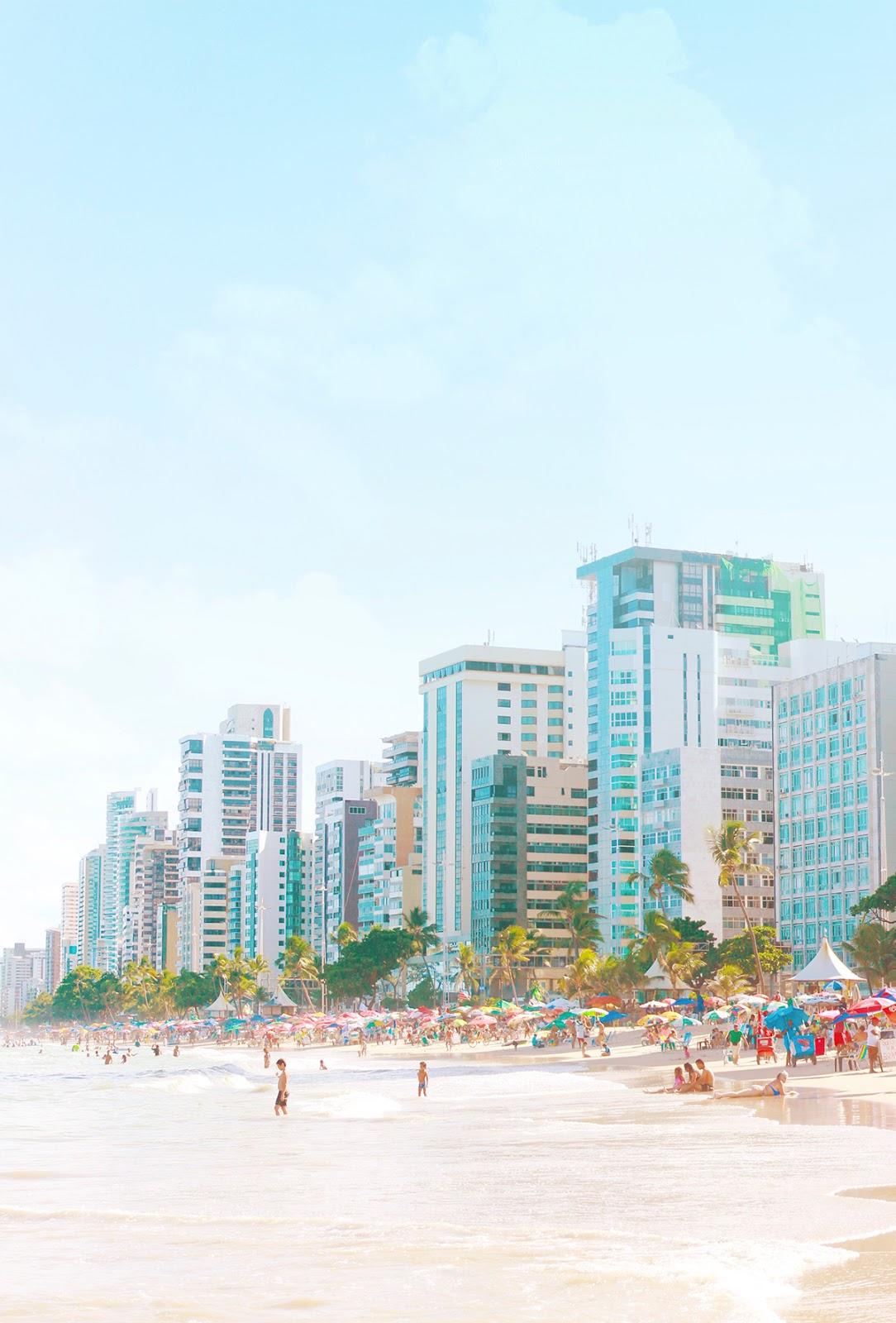 recife boa viagem pernambuco nordeste roteiro brasil