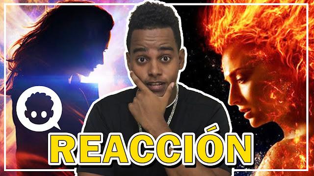Reacción al trailer de Dark Phoenix