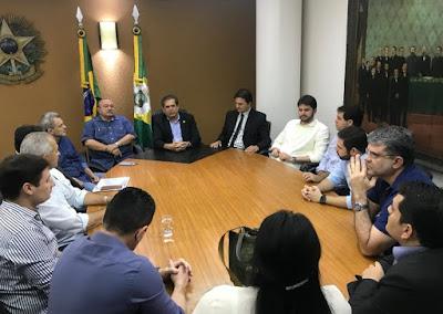 Deputados se reúnem para definir composição da Mesa Diretora
