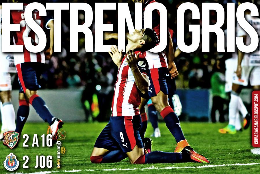 Copa MX : Chiapas FC 2-2 CD Guadalajara - Apertura 2016 - Jornada 6.