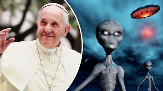 Correos electrónico de Wikileaks dicen que El Vaticano tiene pruebas de vida extraterrestre