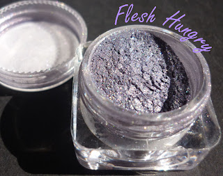 Innocent + Twisted Alchemy Swatch Flesh Hungry
