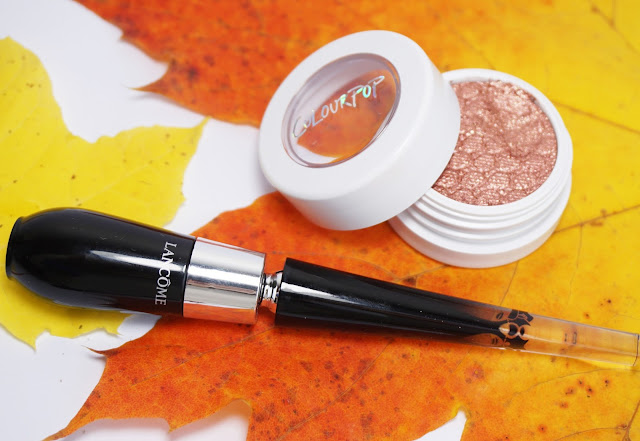 Beauty-Favoriten im Herbst 2016 Lancome Grandiose Liner, Colorpop Sequin Lidschatten