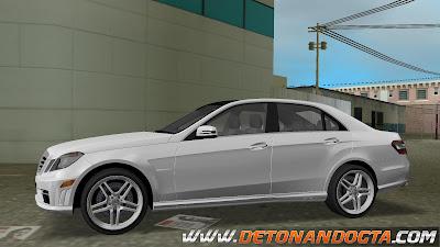 GTA VC - Mercedes-Benz E63 AMG TT Black Revel