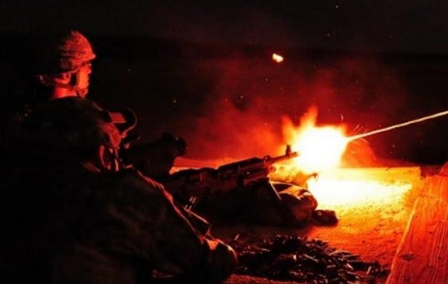 Η ελληνική φρουρά στο νησί της Ρω άνοιξε πυρ σε τουρκικό ελικόπτερο