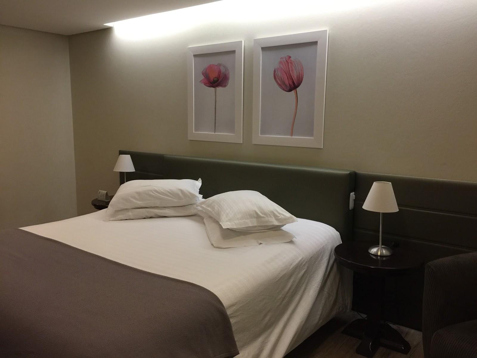 apartamento do Grande Hotel Canela