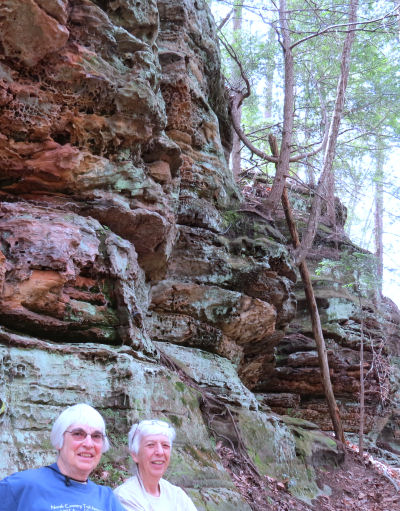 Cantwell Cliffs, Ohio