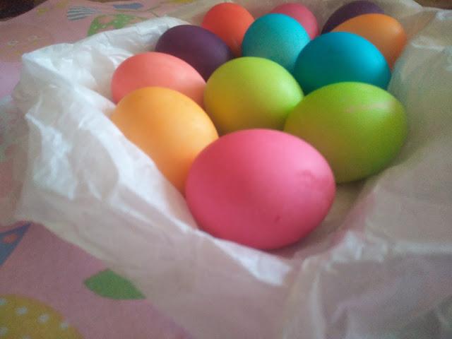 Como Teñir Huevos De Pascua