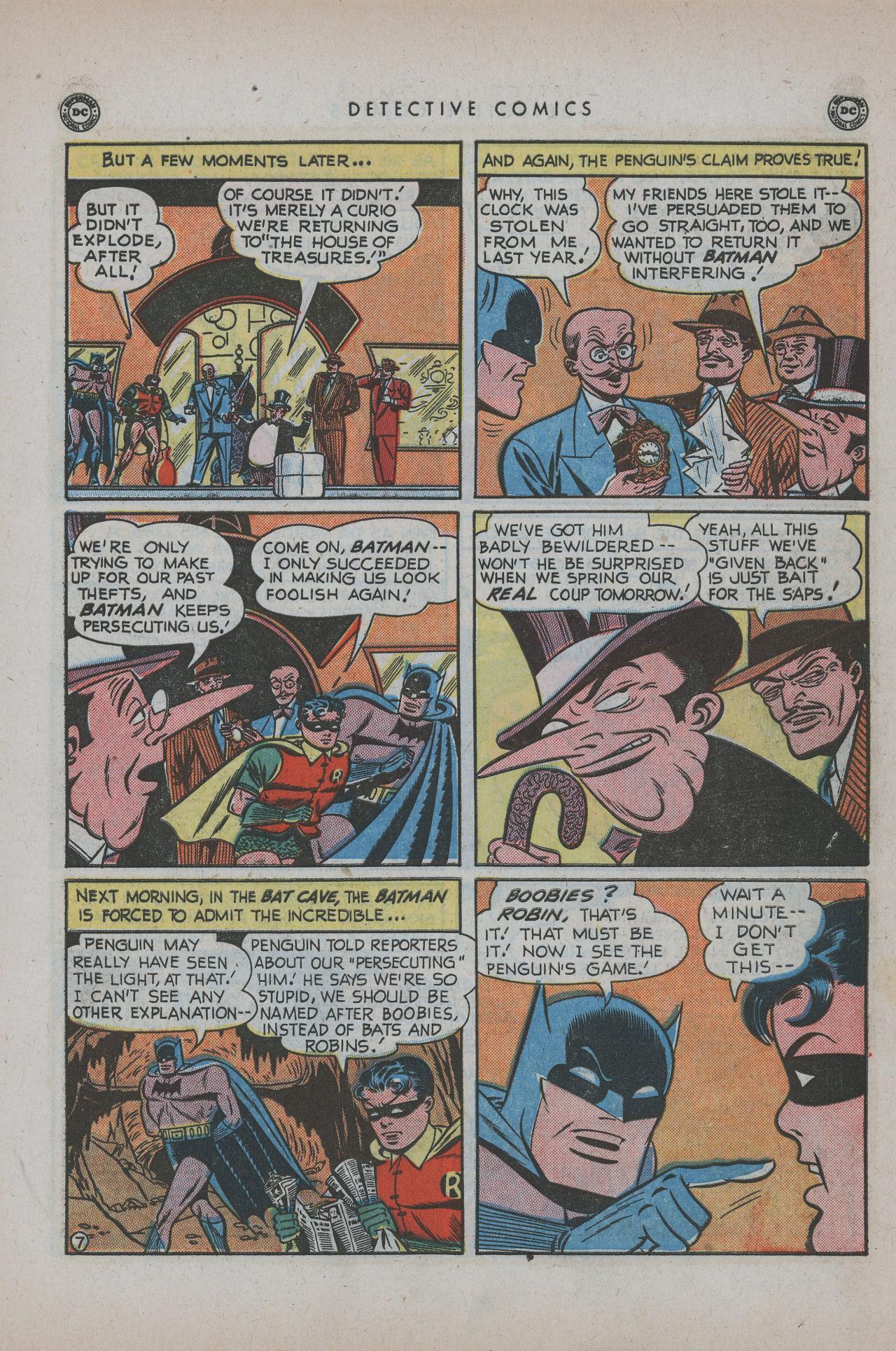 Detective Comics (1937) 171 Page 8