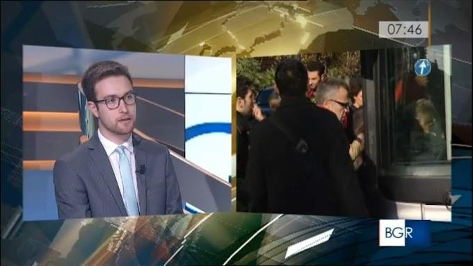 Il disagio di muoversi a Roma (video)