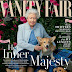 Queen Elizabeth II And Her Adorable Dogs Cover Vanity Fair Magazine's Latest Issue