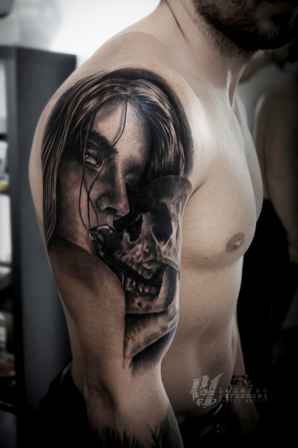 Tattoo rock festival day 2 realism tattoos eduardo fernandes tatuagem realista altavistaventures Choice Image