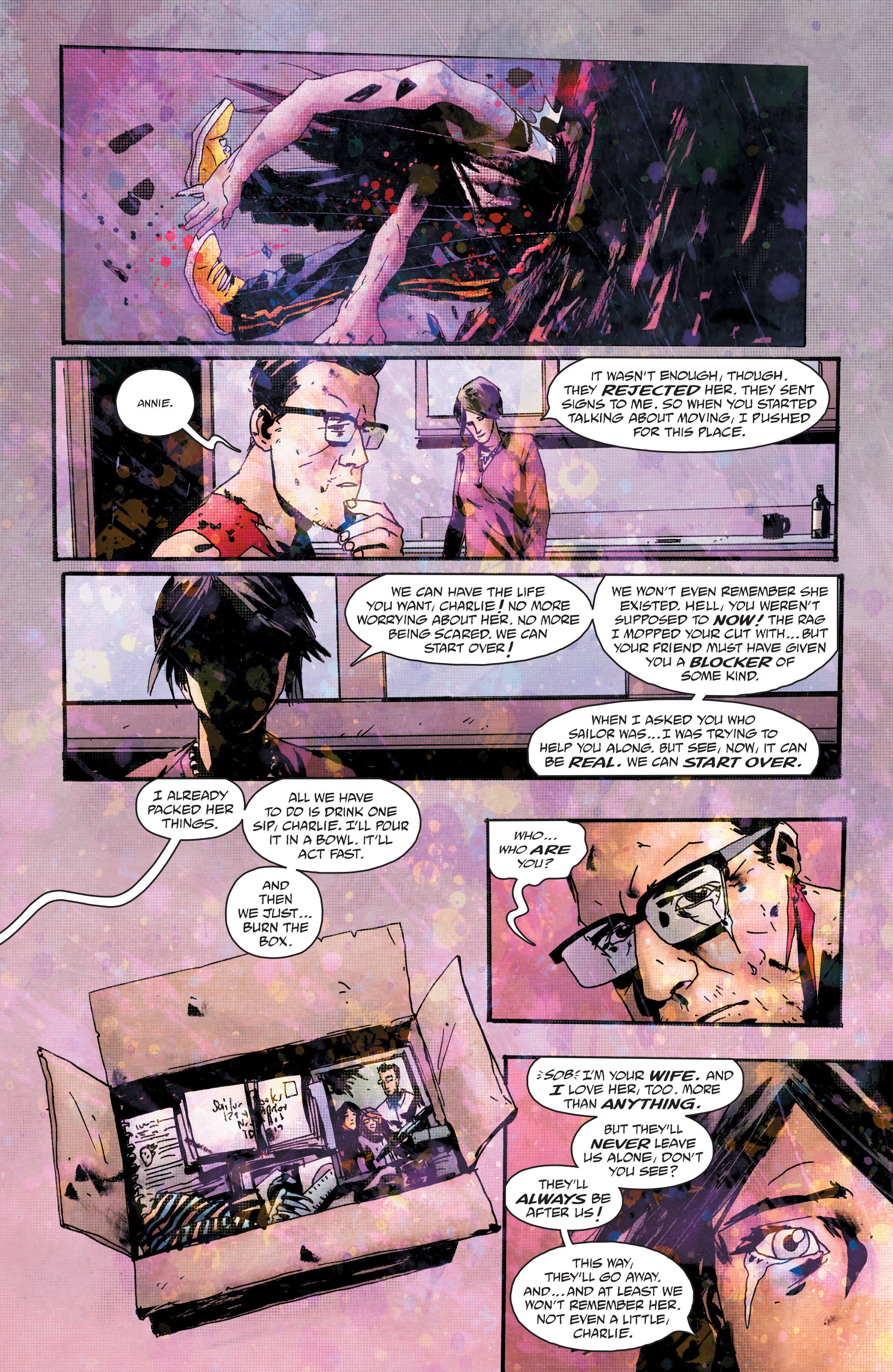 Read online Wytches comic -  Issue #6 - 21