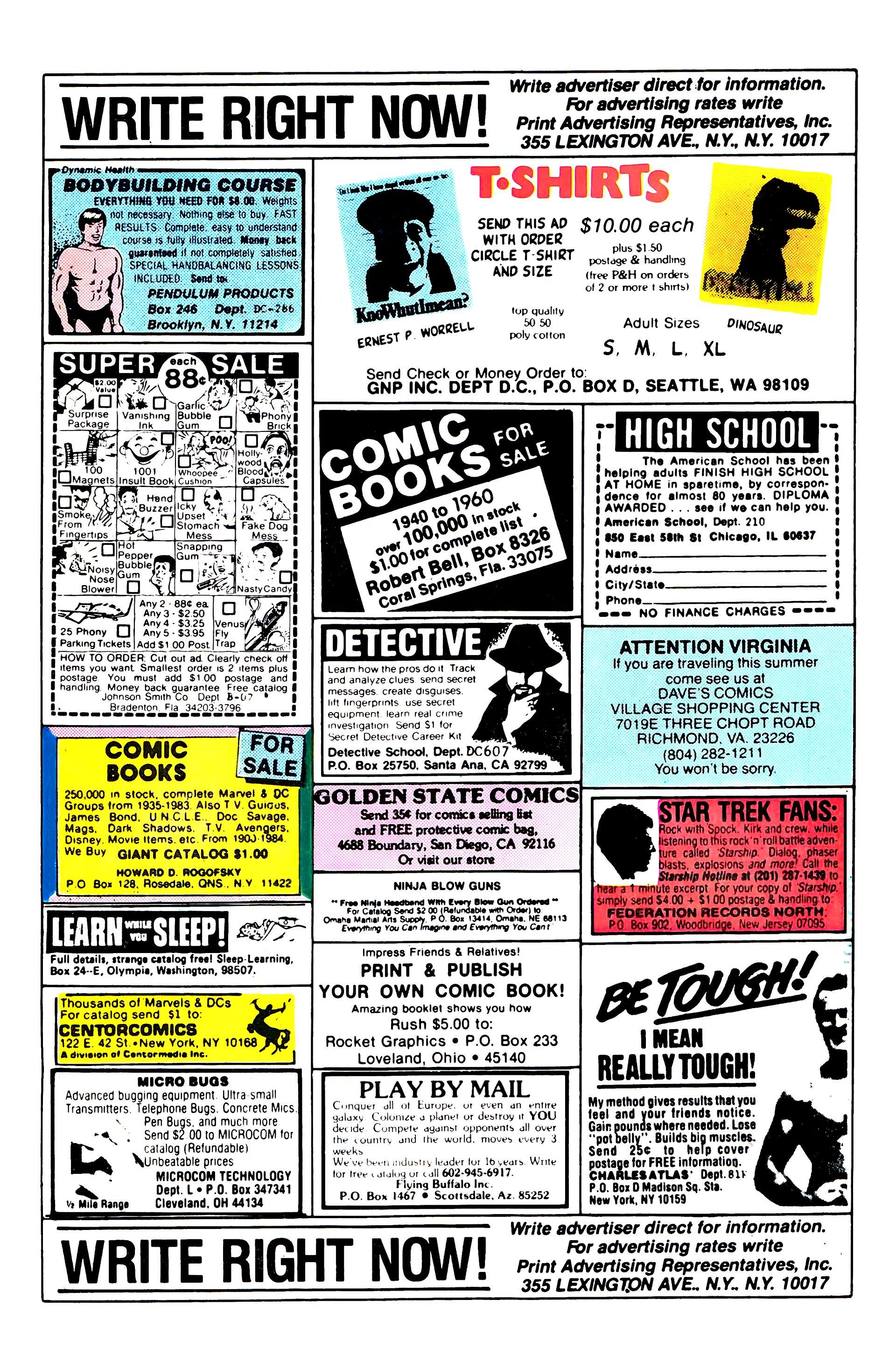 Read online Secret Origins (1986) comic -  Issue #8 - 39