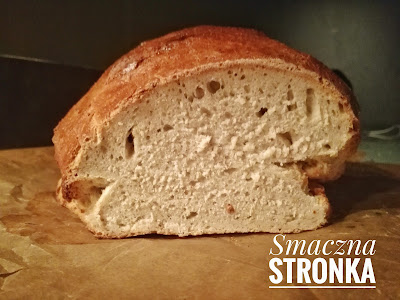 Chleb na zaczynie poolish