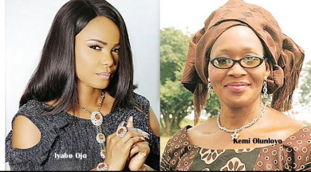 I've More Concrete Evidence To Send Iyabo Ojo To Prison: Kemi Olunloyo Hauls Another Shot
