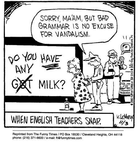 Ali's Grammar Blog