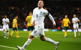 Wayne Rooney Retires From International Football