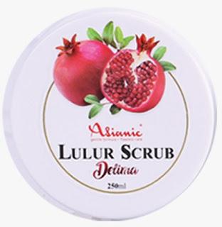 Lulur Scrub Asianic