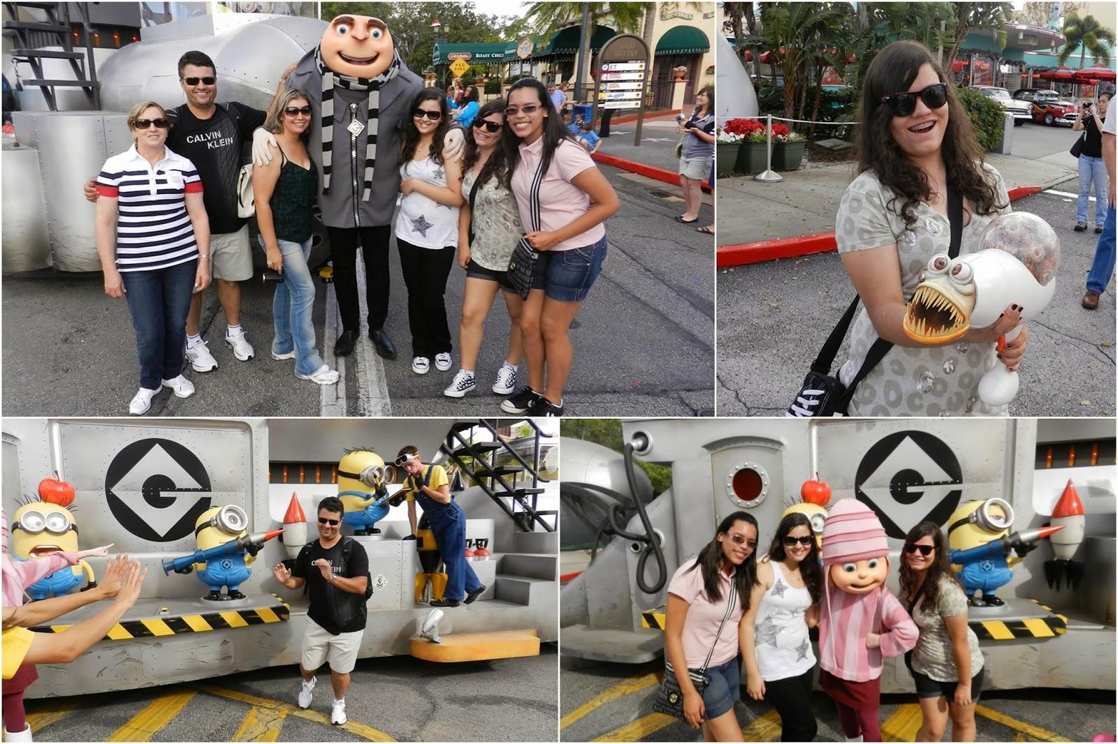 Universal Studios Despicable me