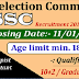 HSSC Recruitment 2017 – 943 Scientific Assistant, Accountant & Other Posts