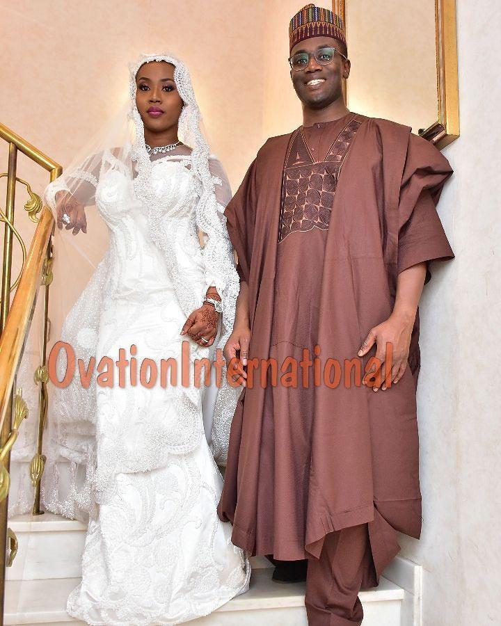 Official photos from Halima Babangida & Auwal Abdullahi's ...  Official photos...