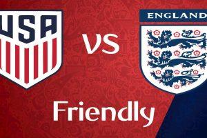 مشاهدة مباراة انجلترا وأمريكا مباشر اليوم الخميس 15-11-2018 في مباراة ودية