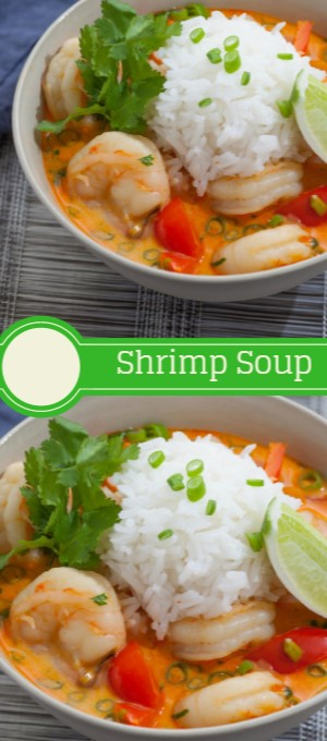 Siamese Shrimp Soup