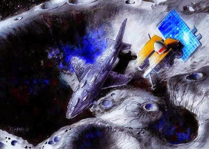 Темы Космоса. Виктор Филиппский