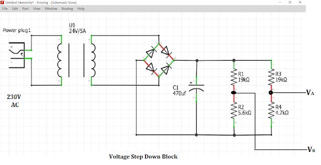 RITVIK DAVE: Design Over & Under Voltage Protection