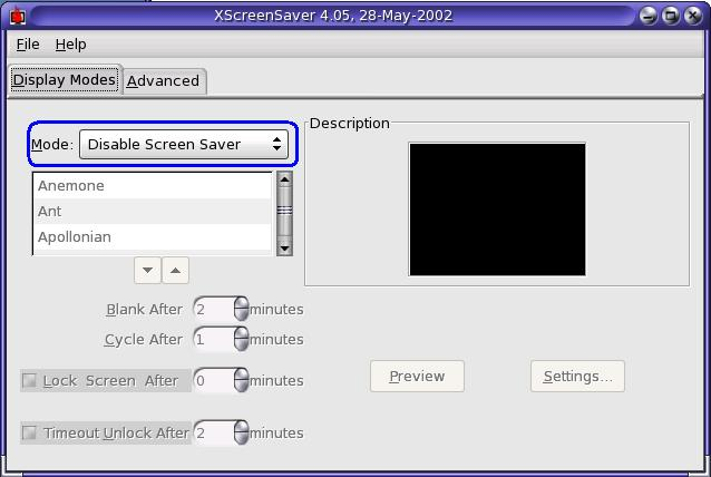 Unix Administrator Blog: How to disable Screensaver in GNOME