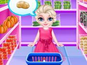 لعبة طبخ ايلزا الصغيرة