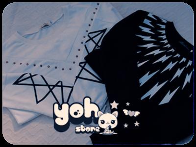 Review Moletons YohStore.
