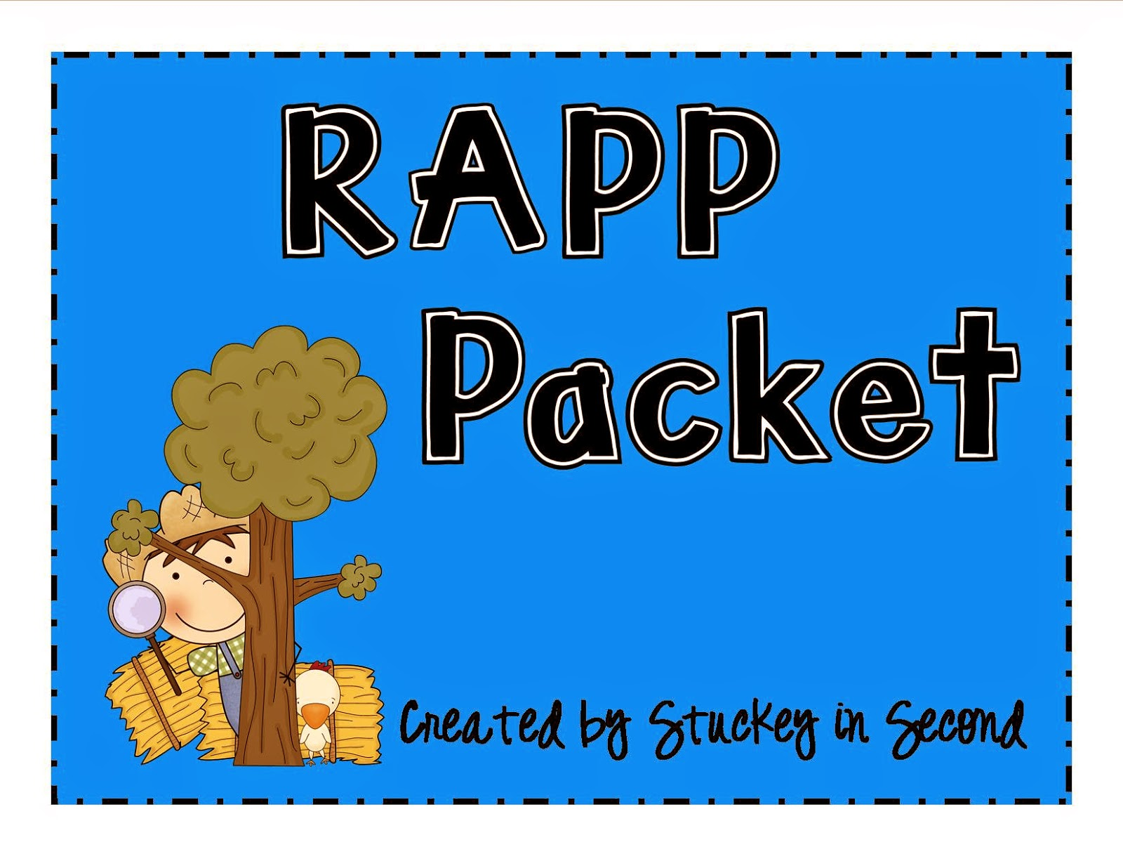 http://www.teacherspayteachers.com/Product/RAPP-Detective-Packet-353860