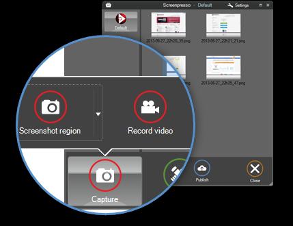 تحميل برنامج تصوير الشاشة فيديو وصوت للكمبيوتر عربى