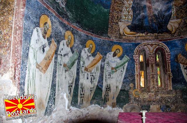 Црква Св. Ѓорѓи - село Курбиново, Општина Ресен
