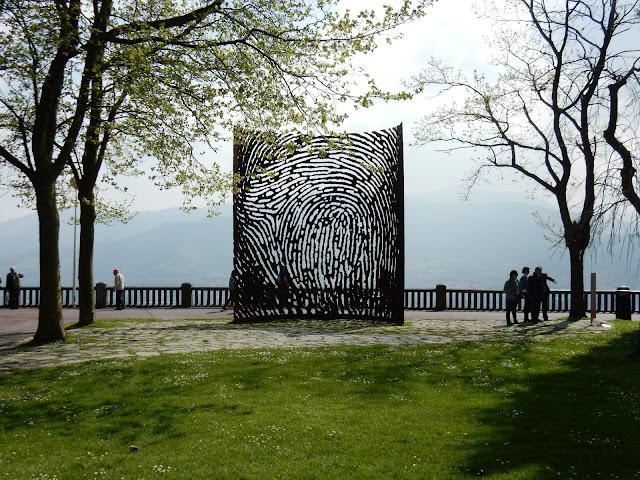 Huella Digital, Mirador Artxanda, Bilbao, España, Elisa N, Blog de Viajes, Lifestyle, Travel