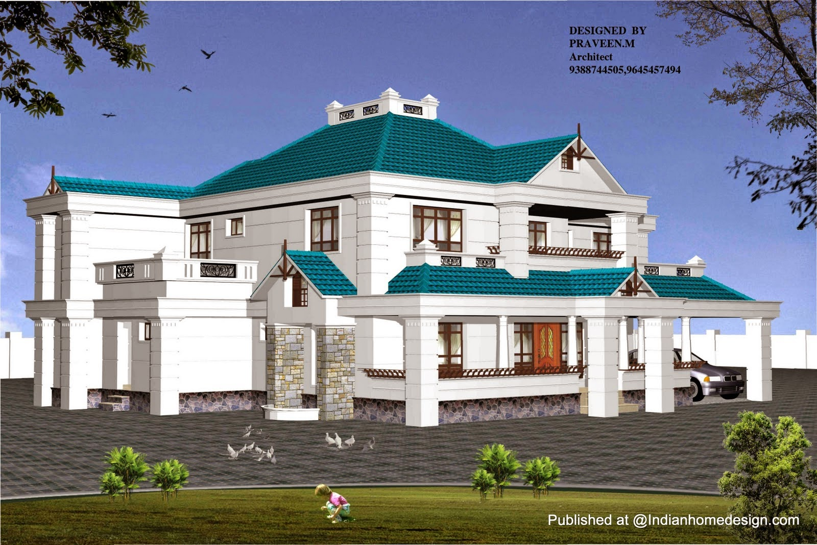 Wallpaper home india wallpaper home for Simple indian home designs