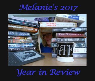 Melanie's Year in Review - December 31, 2017