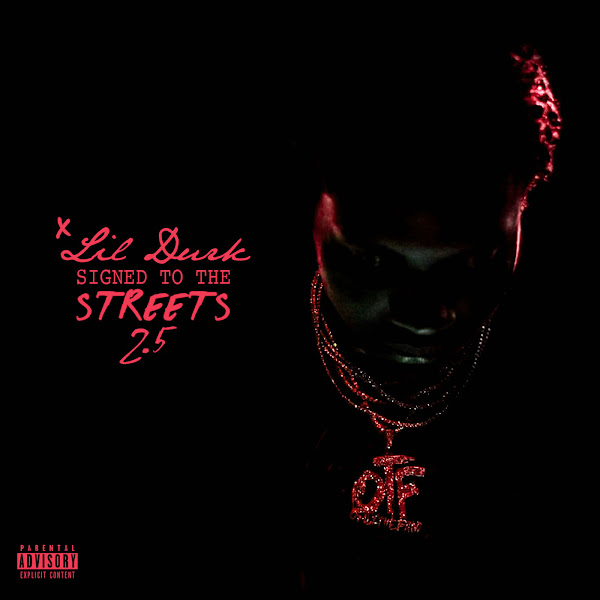Lil Durk - Signed to the Streets 2.5 Cover